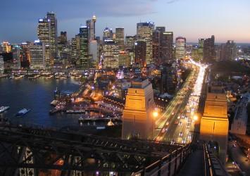 Sydney Harbor Bridge Climb
